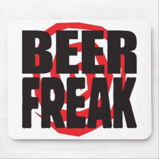 Beer Freak Mouse Mat