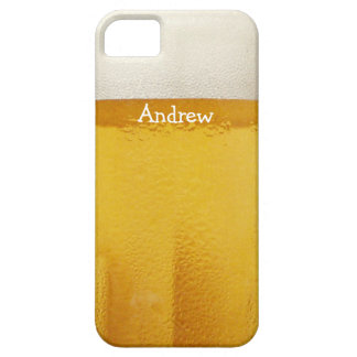 Beer Glass Customizable Case For The iPhone 5