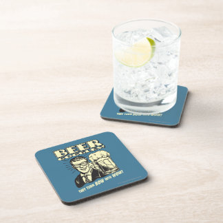 Beer Goggles: Turn Bow Into Wow Drink Coasters