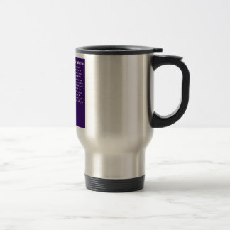 Beer - Grandad Poem Stainless Steel Travel Mug