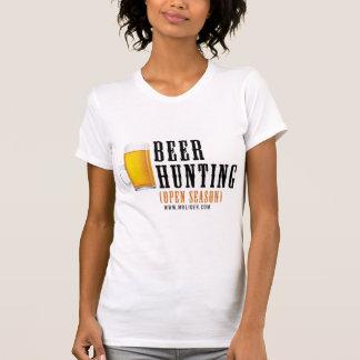 Beer Hunting Open Season Mr.Liqer Designs T Shirt
