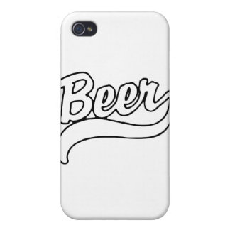 Beer iPhone 4 Cover