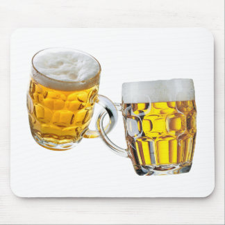 Beer is My Drug Mouse Pad