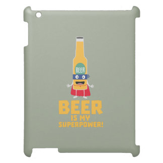 Beer is my superpower Zync7 iPad Cover