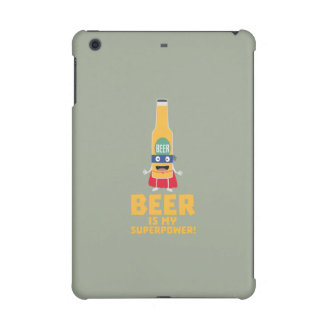 Beer is my superpower Zync7 iPad Mini Cover