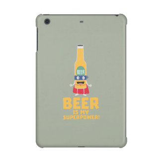 Beer is my superpower Zync7 iPad Mini Retina Case