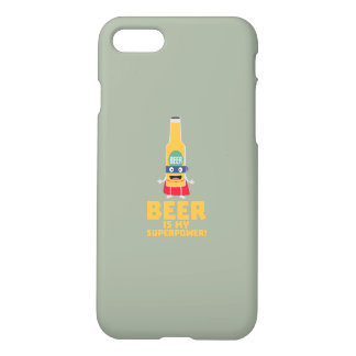 Beer is my superpower Zync7 iPhone 8/7 Case
