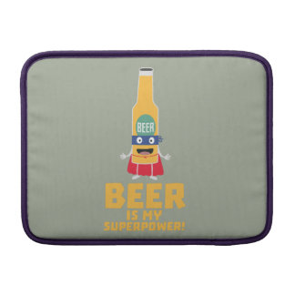 Beer is my superpower Zync7 MacBook Sleeve