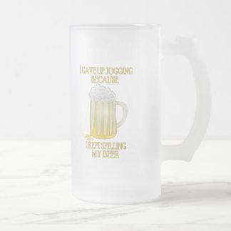 Beer Jogging Mug