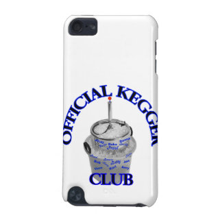 Beer Kegger iPod Touch (5th Generation) Cover