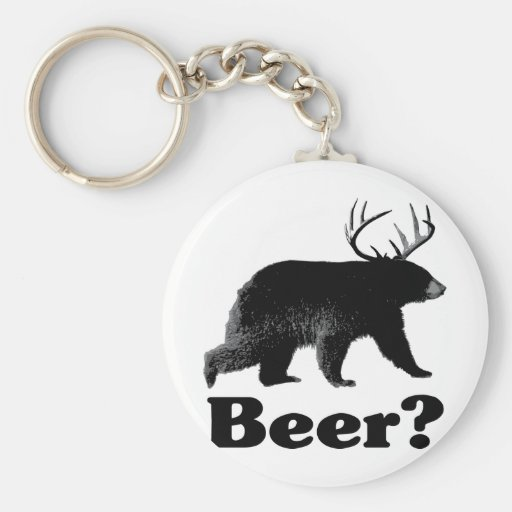 Beer? Key Chain