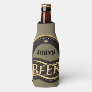 Beer Label Design Bottle/Can Cooler