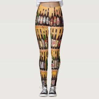 beer long leggings