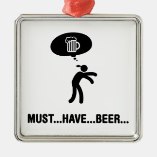Beer Lover Christmas Ornaments