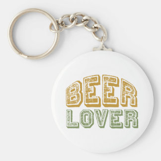 Beer Lover Keychains