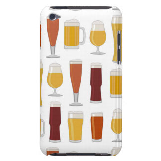 Beer Lover Print iPod Touch Case