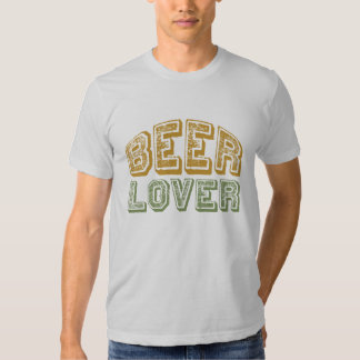 Beer Lover T-shirts