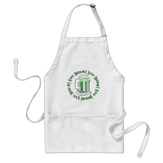 Beer Lovers Adult Apron