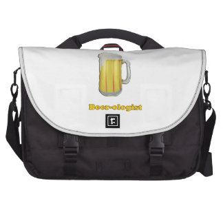 Beer lovers humour commuter bags