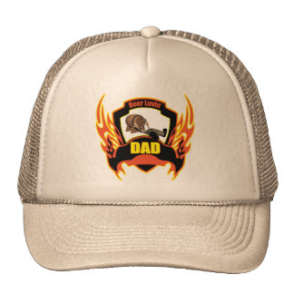 Beer Loving Dad Fathers Day Gifts Hats