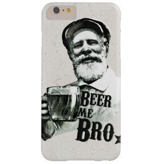 Beer me Bro. Barely There iPhone 6 Plus Case