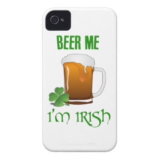 Beer Me I'm Irish Case-Mate iPhone 4 Cases
