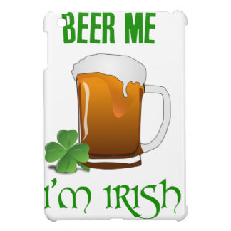Beer Me I'm Irish iPad Mini Covers