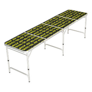 BEER ME PONG TABLE
