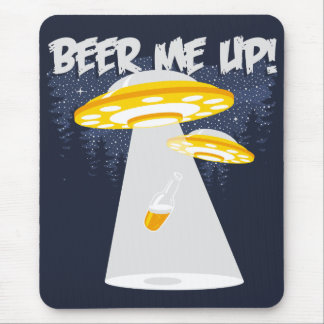 Beer Me Up! Mouse Pad