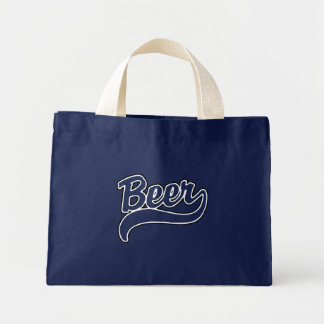 Beer Mini Tote Bag