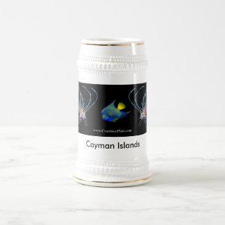 Beer Mug Fish, Cayman Islands
