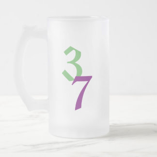 Beer mug frosted 37th industries
