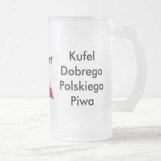 Beer Mug Polish Beer