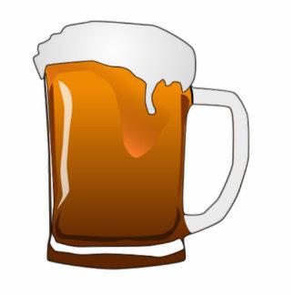 Beer Mug Standing Photo Sculpture
