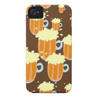 Beer Mugs Case-Mate iPhone 4 Case