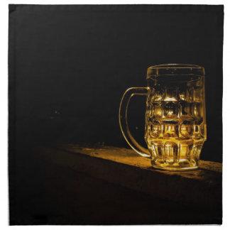 beer napkin