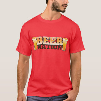 BEER NATION design from The Beer Shop T-Shirt