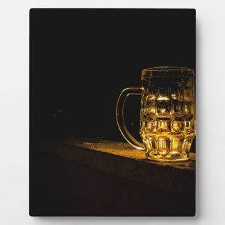 beer plaque