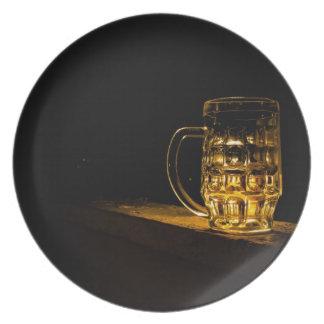 Beer... Plate