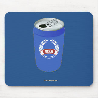 Beer Pocket Mouse Pad