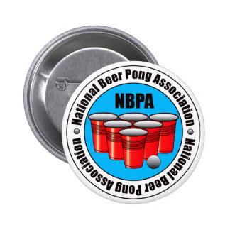 Beer Pong Buttons