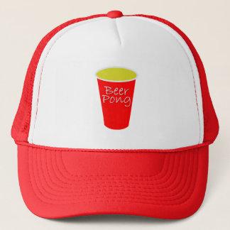 Beer Pong Hat Cap