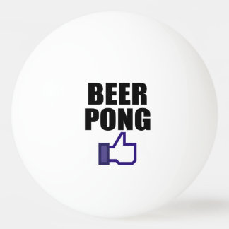 BEER PONG, LIKE THIS