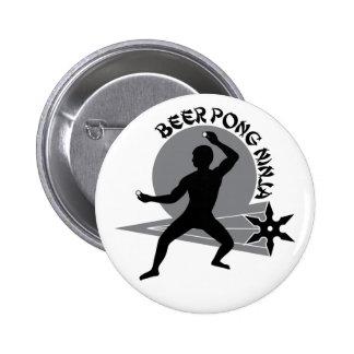 Beer Pong Ninja Button
