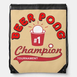 Beer Pong Players Bag