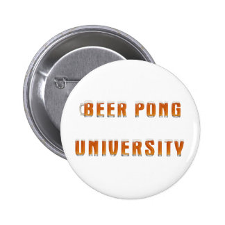Beer Pong Style B 6 Cm Round Badge