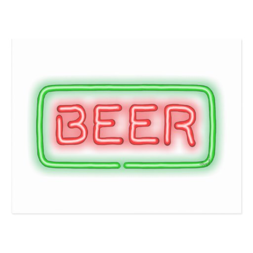 Beer Post Cards