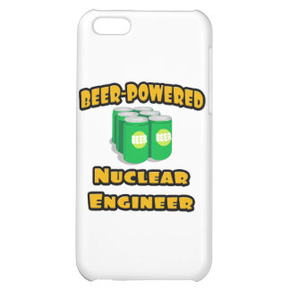 Beer-Powered Nuclear Engineer Case For iPhone 5C