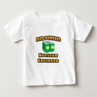 Beer-Powered Nuclear Engineer T-shirt