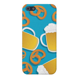 Beer & Pretzels  iPhone 5/5S Case